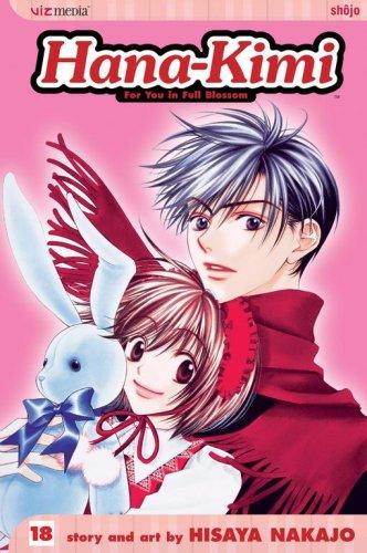 Hana-Kimi volume 18