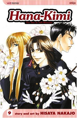 Hana-Kimi volume 9