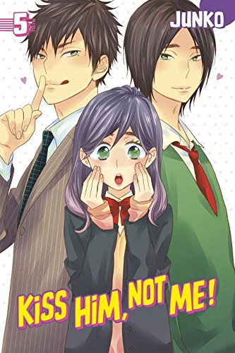 Kiss Him, Not Me! Volume 5