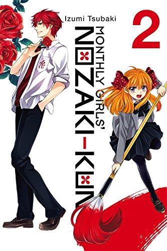 Monthly Girls' Nozaki-Kun volume 2