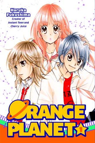 Orange Planet Volume 1