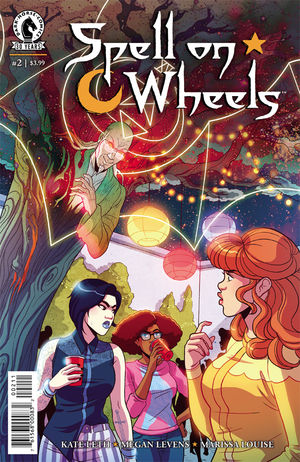 Spell on Wheels #2