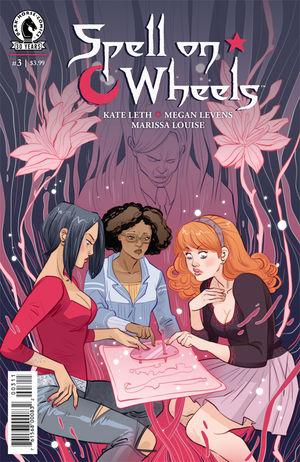 Spell on Wheels #3