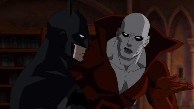Justice League Dark: Batman and Deadman