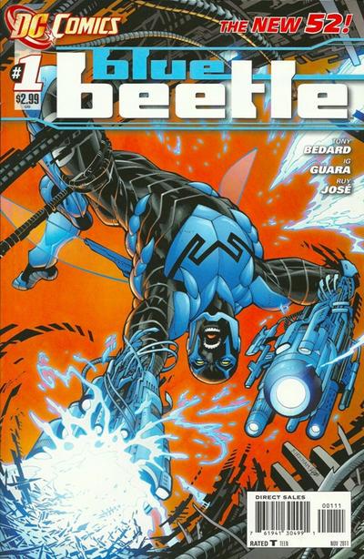 Blue Beetle #1