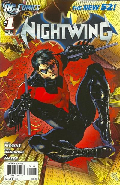 Nightwing #1