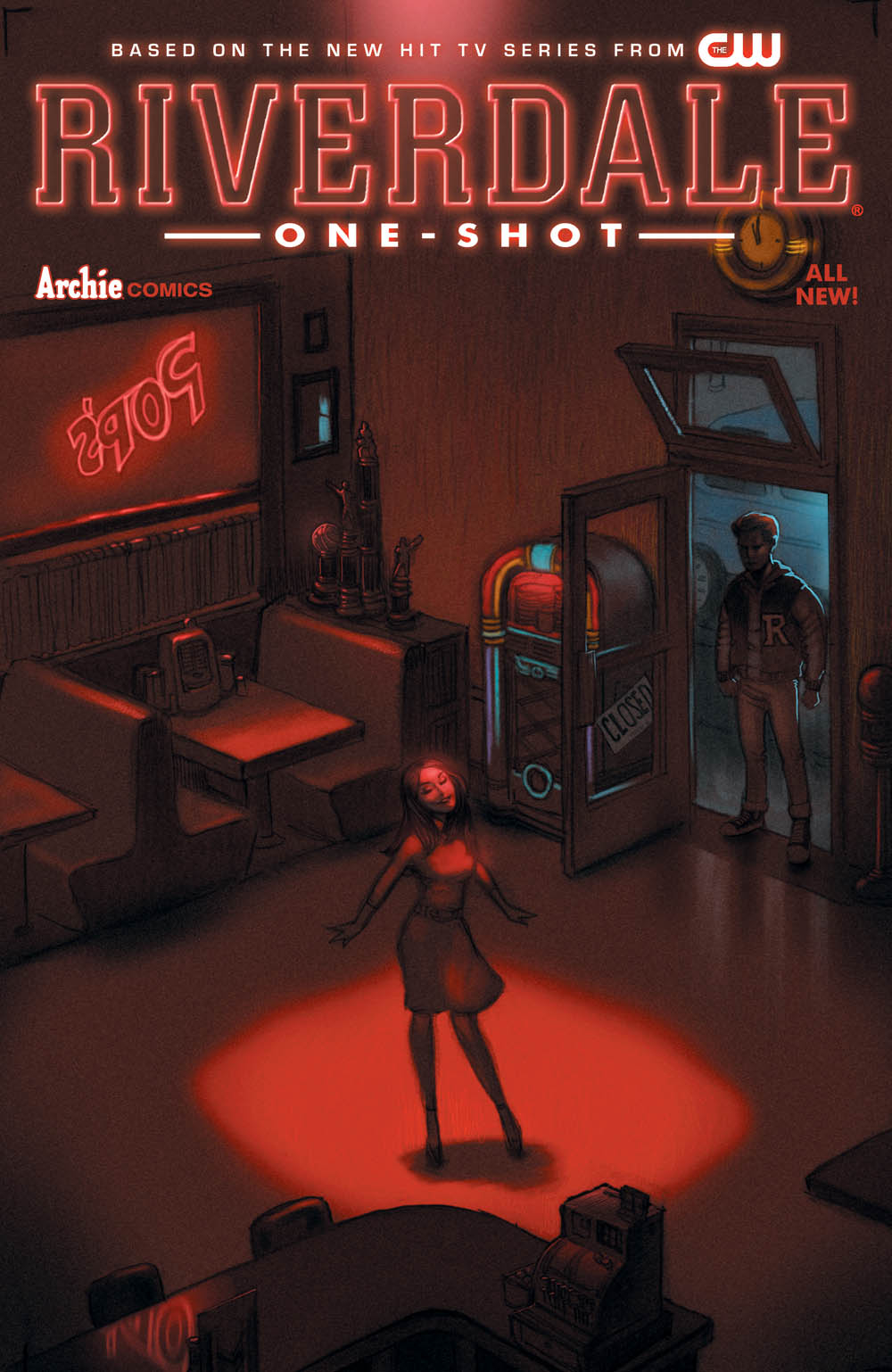 Riverdale one-shot cover by Moritat