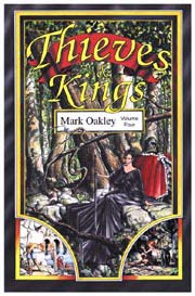 Thieves & Kings Volume 4, the Shadow Book