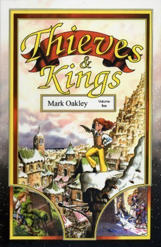Thieves & Kings Volume 5, the Winter Book