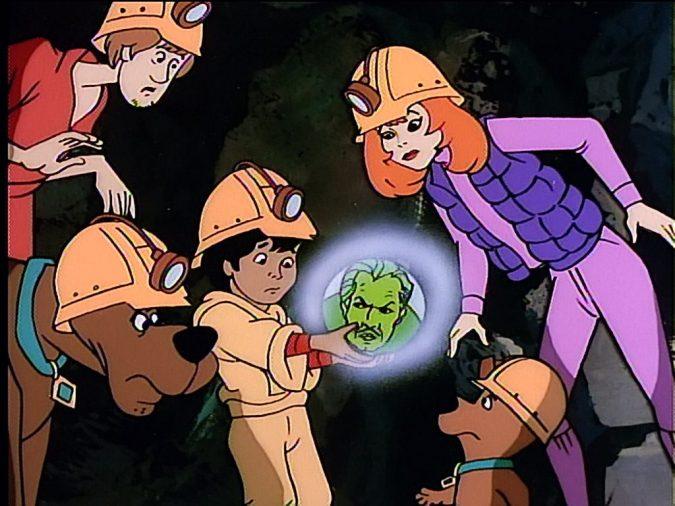 he cast of 13 Ghosts of Scooby-Doo