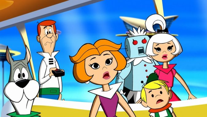 The Jetsons in The Jetsons & WWE: Robo-Wrestlemania