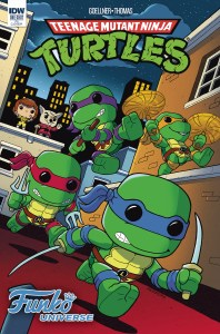 Teenage Mutant Ninja Turtles: Funko Universe Variant