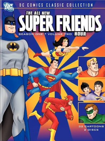 The All-New Super Friends Hour: Season One, Volume 2