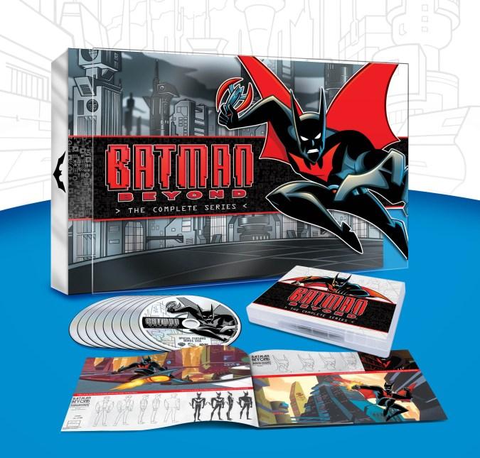 Batman Beyond Complete Series set