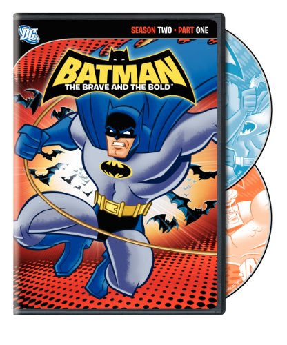 Batman: The Brave and the Bold Season Two, Part One