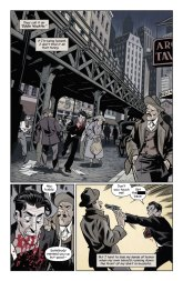 The Damned #1 preview page 2