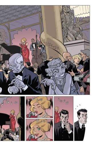The Damned #1 preview page 5