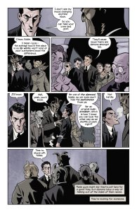 The Damned #1 preview page 7
