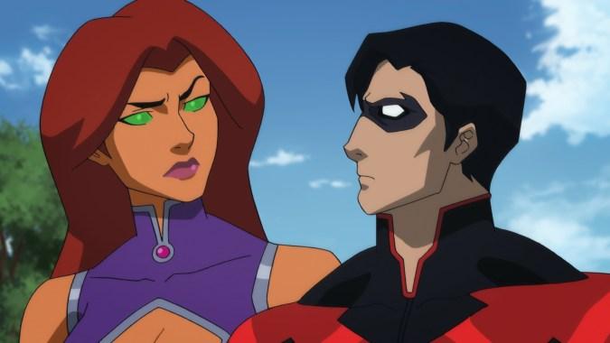 Teen Titans: The Judas Contract still