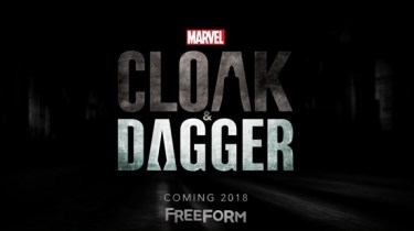 Marvel's Cloak and Dagger logo