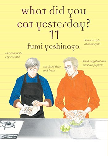 What Did You Eat Yesterday? Volume 11