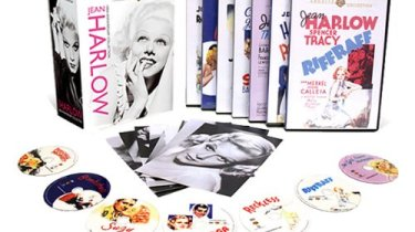 Jean Harlow Anniversary Collection