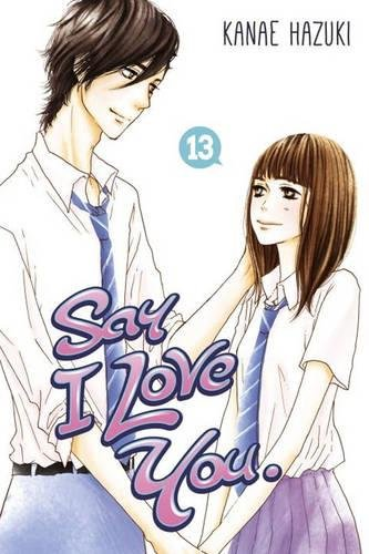 Say I Love You Volume 13
