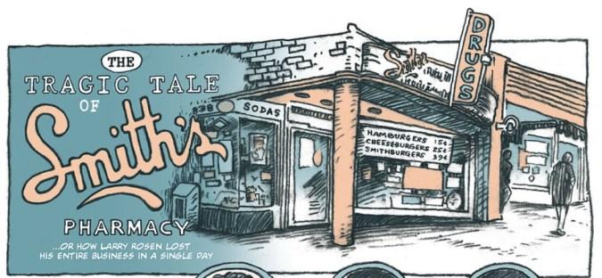 Smith's Pharmacy by Gordon Harris