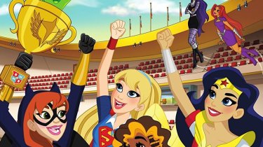 DC Super Hero Girls: Intergalactic Games – Comics Worth Reading