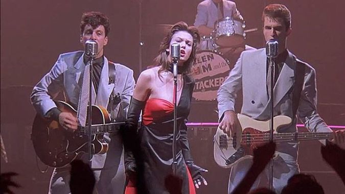 Diane Lane in Streets of Fire