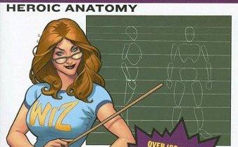 Wizard How to Draw: Heroic Anatomy