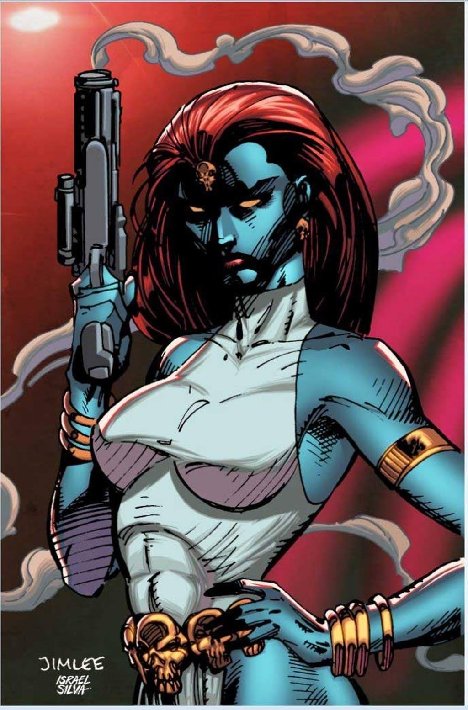 Avengers #9 (Mystique)