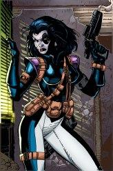Daredevil #23 (Domino)