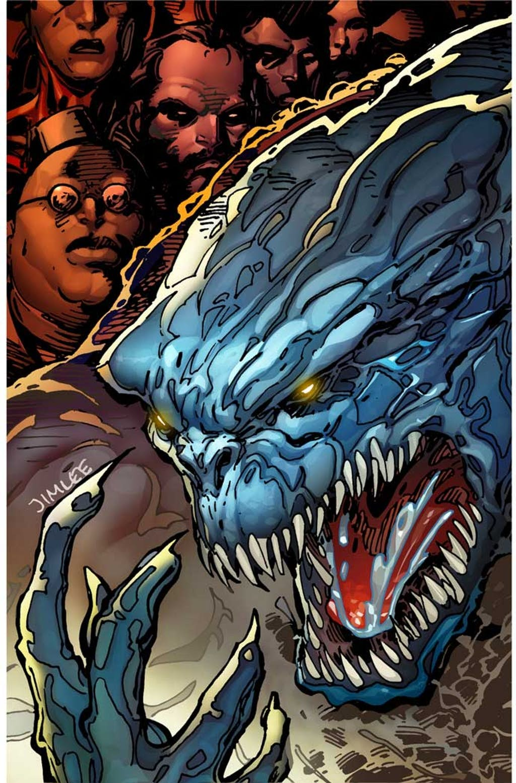 Defenders #3 (Shadow King)