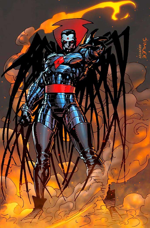 Doctor Strange #23 (Mr. Sinister)