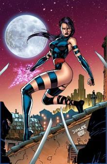 Peter Parker: The Spectacular Spider-Man #2 (Psylocke)
