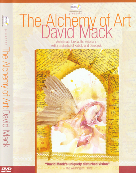 The Alchemy of Art: David Mack
