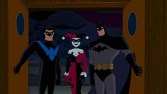 Batman and Harley Quinn still