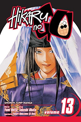 Hikaru no Go Volume 13