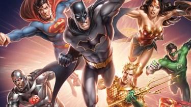 DC Universe Original Movies: 10th Anniversary Collection