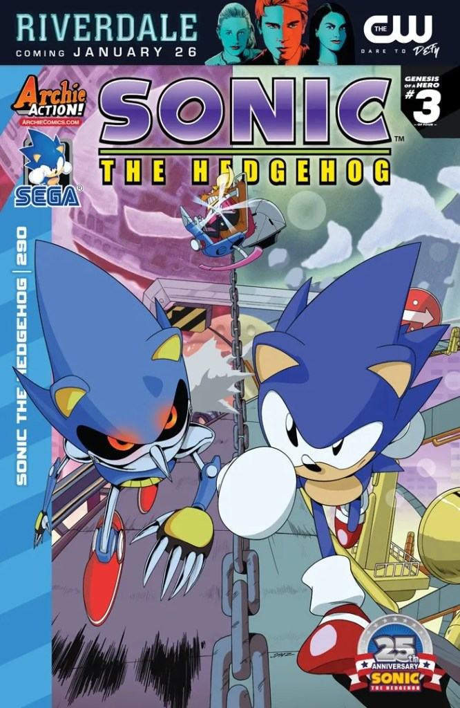 Sonic the Hedgehog #290