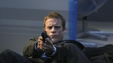 Mark Valley as the Human Target