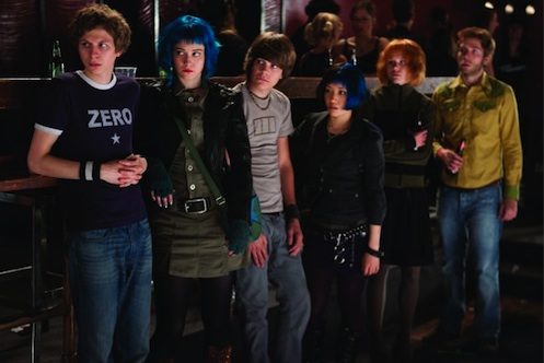 Scott Pilgrim cast