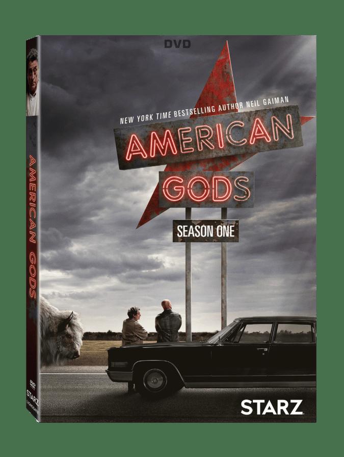 American Gods Season 1 DVD