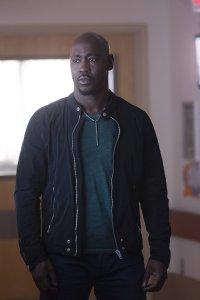 D.B. Woodside in Lucifer Season 2