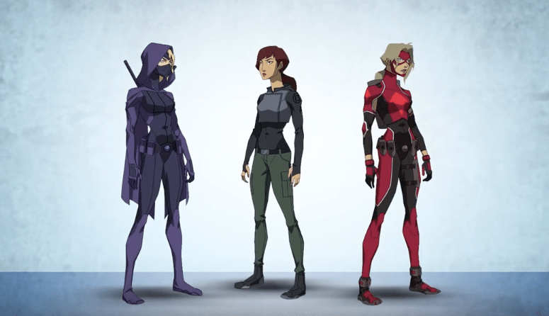 Young Justice to Add 3 Women in Third Season – Comics ... Young Justice Season 3 Characters List
