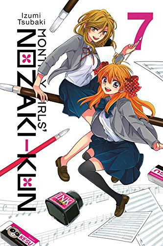 Monthly Girls' Nozaki-Kun Volume 7