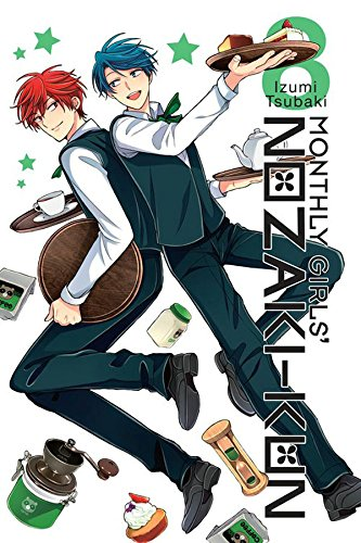 Monthly Girls' Nozaki-Kun Volume 8