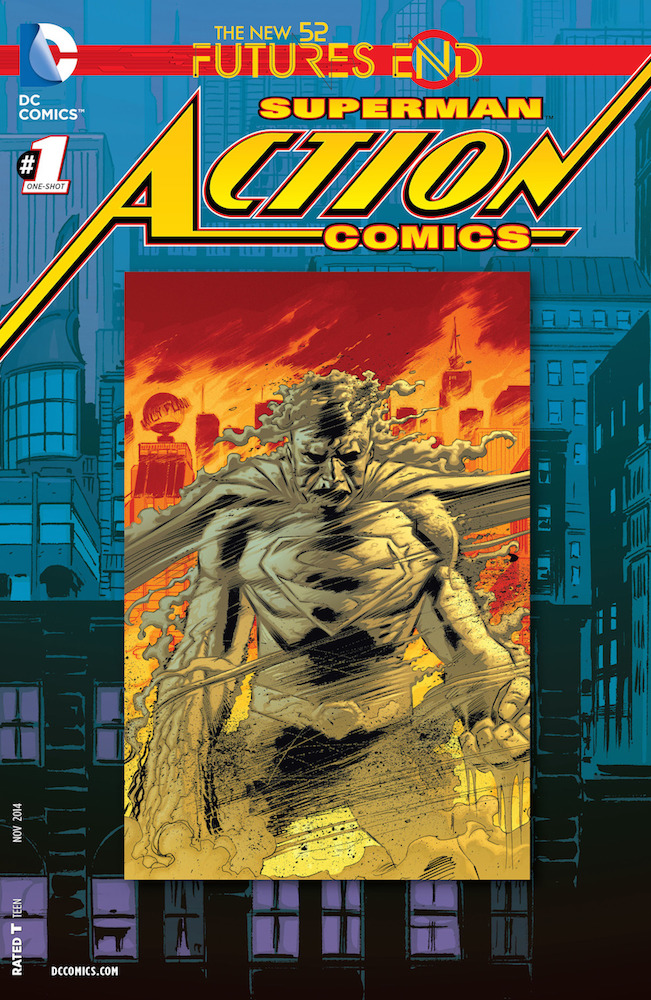 Action Comics: Futures End #1