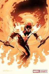 Daredevil #596 by David Lopez